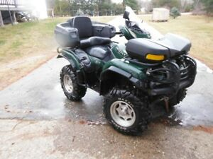 2005 Yamaha 660 Grizzley