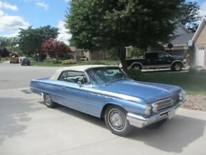 1962 Buick convertible Electra 225 with 401 original engine