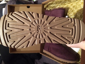Brand new in box size 8 Authentic women's UGGS Windsor Region Ontario image 3