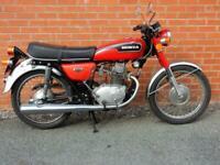 Honda CB125 123cc 1972