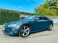 2009 Audi A5 2.0 TDI S Line Special Ed 2dr [Start Stop] COUPE Diesel Manual