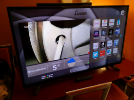 """50"""" DIgihome smart LED TV with remote control"""