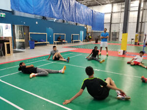 Gym/ Badminton facility for rent