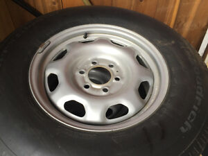 Snow tires for f150