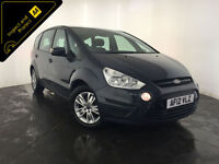 2012 FORD S-MAX ZETEC TDCI AUTOMATIC 7 SEATER SERVICE HISTORY FINANCE PX