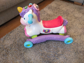 Rock and ride unicorn
