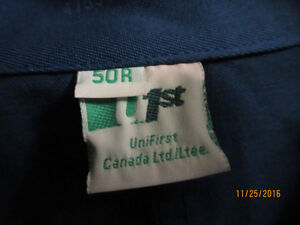 New Coveralls- 50R UniFirst -Combinaison de travail West Island Greater Montréal image 2