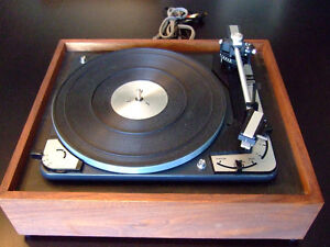 Gorgeous and rare Dual 1015F vintage automatic turntable