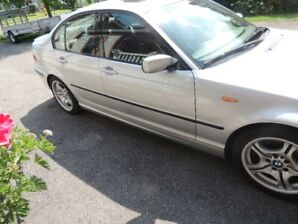 2003 BMW 330i 69000 km. MINT