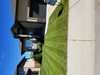 Year end yard cleanup(mowing, raking, gutter cleaning) many more