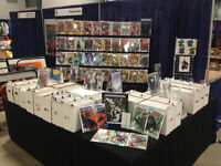The Comic Shop at The Waterloo Comic Book Show