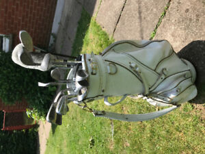 Right Handed golf clubs 4 sale