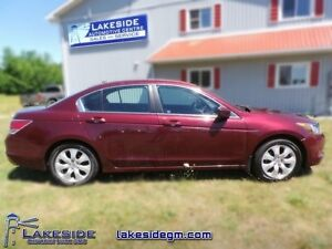 2008 Honda Accord Sedan EX-L  - local - trade-in - non-smoker -