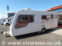 Bailey Unicorn Madrid Caravan 2013