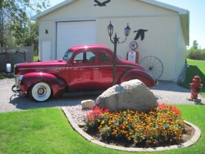 beautiful 1940 ford deluxe coupe