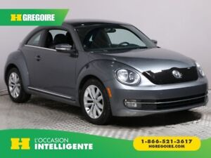 2013 Volkswagen Beetle Highline AUTO A/C TOIT MAGS BLUETOOTH