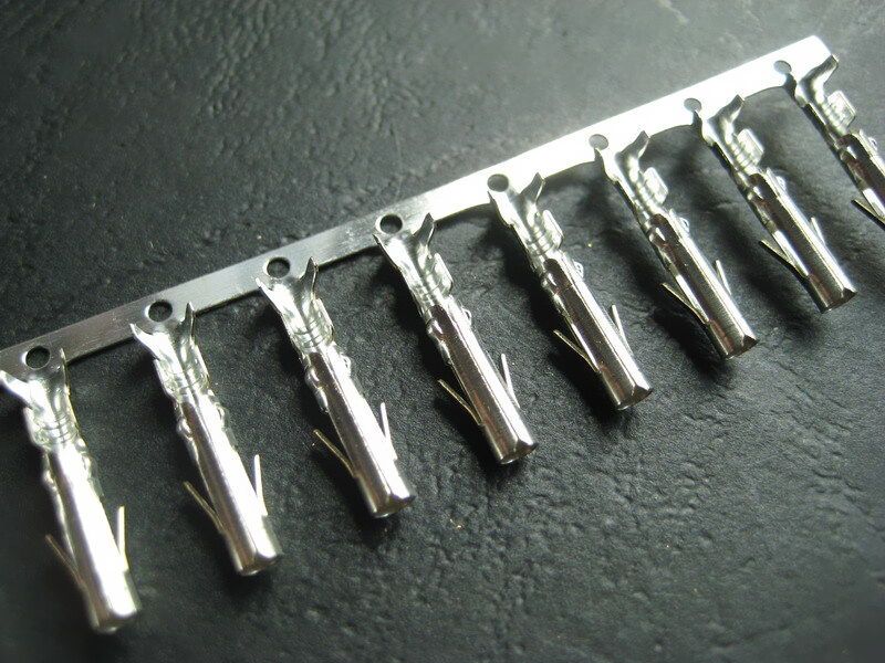 how to crimp molex pins ebay. Black Bedroom Furniture Sets. Home Design Ideas