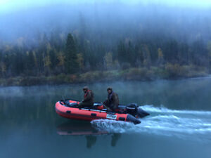 Stryker Boats--Canada's Favorite Inflatable Boat