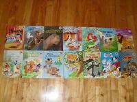 14 livres de walt disney pour enfants