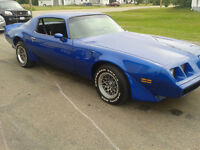 1980 turbo trans am trade for iroc z or trans am 3rd gen