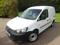 2011 olkswagen Caddy C20 1.6TDI 102PS SWB PANEL VAN