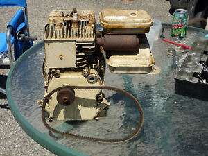 Small 3HP Four Stroke Gas Engine