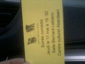 4 Tickets