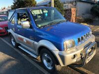 Suzuki Jimny 1.3 O2 ( raging bull ) 04/54
