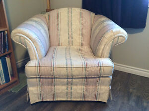 White chair - good condition