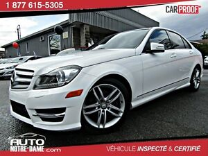 Mercedes-Benz C-Class 4dr Sdn C300 4MATIC NAVIGATION TOIT MAGS