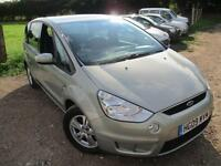 2009 FORD S-MAX ZETEC TDCI * PANORAMIC ROOF * 7 SEATER * MPV DIESEL