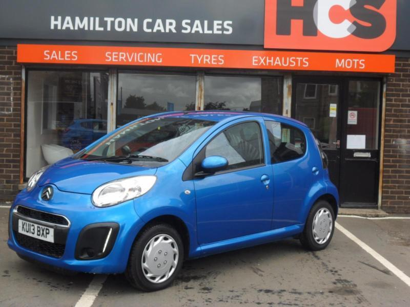 Citroen C1 1.0i 68 VTR - 1 Year MOT, Warranty, AA Cover & Road Tax Included