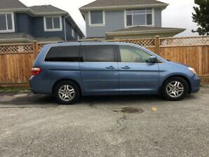 2006 Honda Odyssey Only 127K! 1 Owner, Leather, Auto rear doors