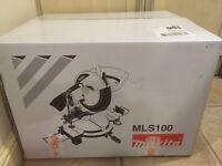 Mitre saw 110v Makita MLS brand new in box
