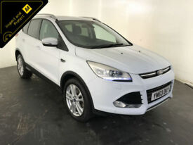 2014 FORD KUGA TITANIUM X 4WD TDCI AUTO DIESEL 1 OWNER SERVICE HISTORY FINANCE