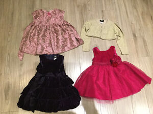 Robes filles / Dresses for Girls