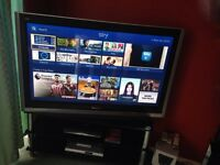 "Panasonic 50"" plasma flat screen tv"