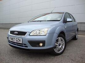Ford Focus 1.6 115 2007.5MY Ghia