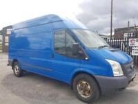 63 2013 Ford Transit 2.2TDCi ( 100PS ) ( EU5 ) 350M 350 LWB HIGH ROOF