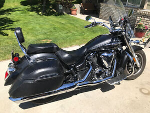 Excellent condition Yamaha V Star 1300