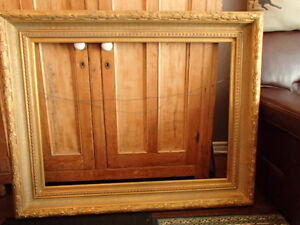 LARGE PAINTING FRAME $20.00