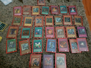 Old Yu-Gi-Oh cards