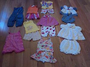Baby Girl Summer Clothes (size 6-9 months) *many never worn!*