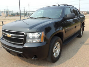 2011 CHEVROLET AVALANCHE $9999 233034KM   BUY WITH CONFIDENCE!