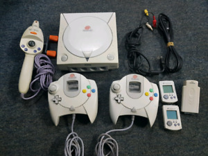 Various game consoles and games