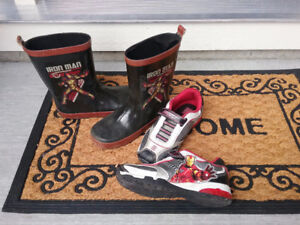 Boys Rubber Boots and Runners