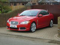 2010 Jaguar XF XFR 5.0 V8 SuperCharged Auto ( 35000 MILES )