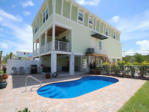 Gorgeous New Pool Home Rental in the Florida Keys