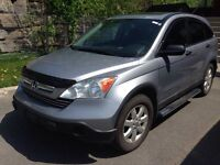 2008 HONDA CR-V * EX * AWD , TOIT OUVRANT,MAGS,MARCHE PIED.