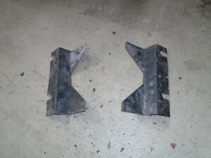 1968 Shelby Mustang GT350 or GT500 mounting brackets London Ontario image 2